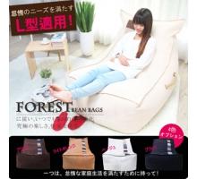 懶骨頭 沙發床 / Forest 佛斯特懶人沙發/4色【H&D DESIGN】