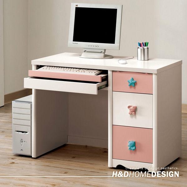 貝妮斯3.2尺電腦桌