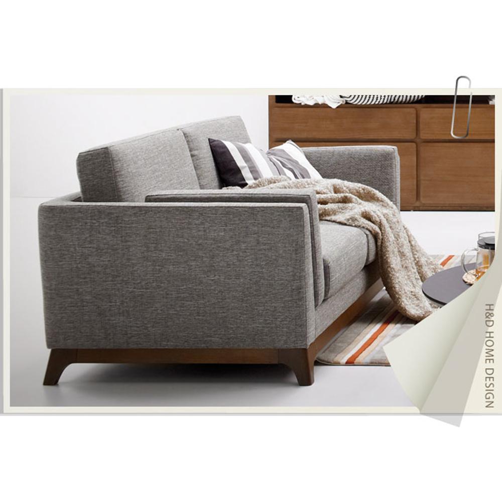 CENI塞尼舒適雙人沙發/布沙發