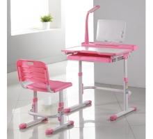 成長書桌 書桌 電腦椅 巧奇兒童造型多功能成長書桌椅組【H&D DESIGN】