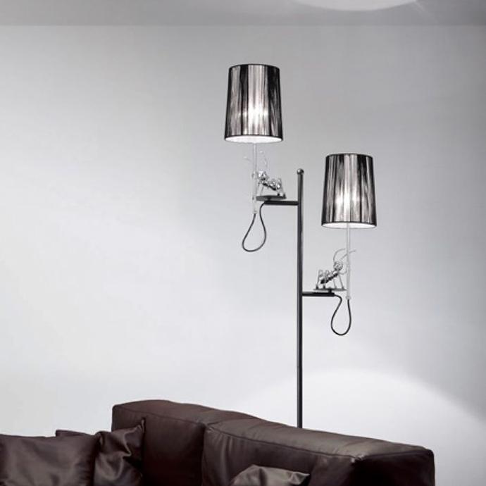 螞蟻造型黑色立燈