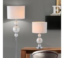 艾米歐式典雅桌燈立燈雙件組