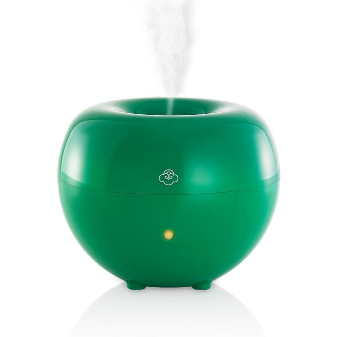 香蘋霧化香氛機/超音波香氛霧化機(綠色)