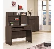 米風黑鐵刀3.2尺書桌/電腦桌/工作桌(全組)