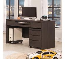 米風黑鐵刀4.4尺書桌/電腦桌(主桌)