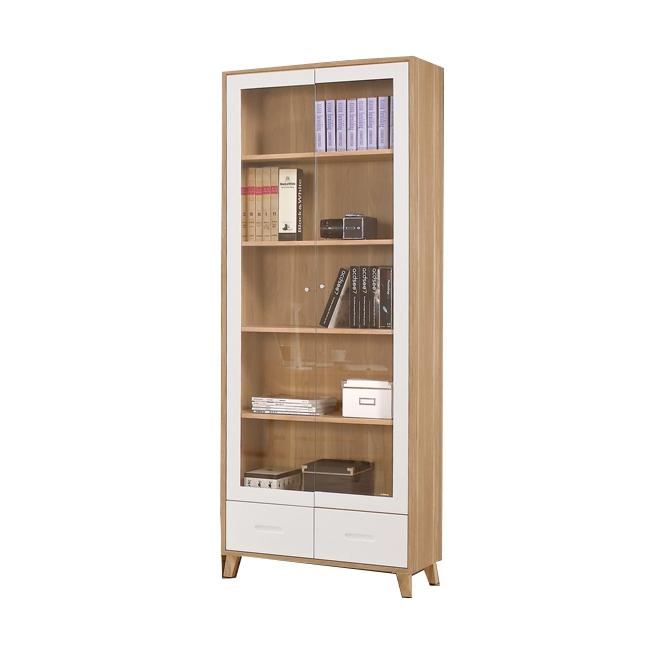 羅德尼2.6尺下抽書櫥/書櫃