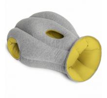 西班牙手工製創意鴕鳥枕-黃色
