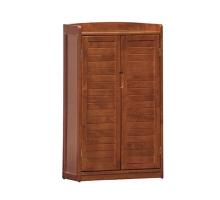 木榕2尺實木雙門鞋櫃
