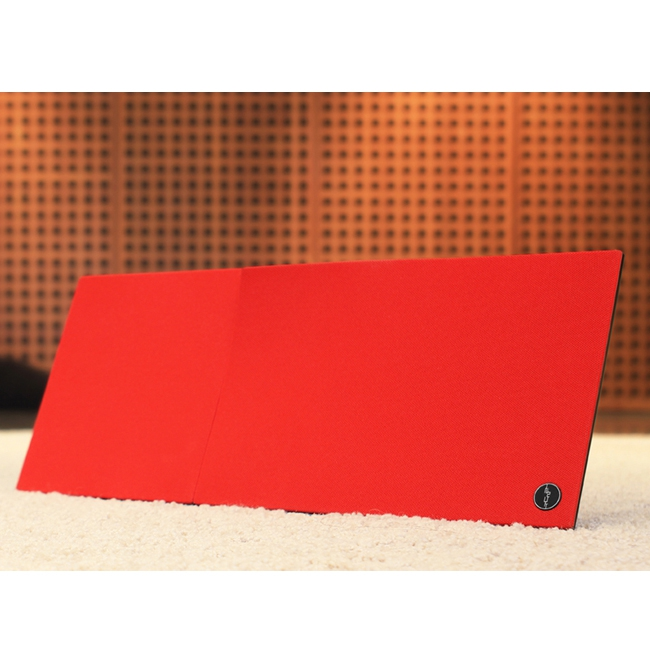 無線藍芽靜電喇叭 FILO系列-時尚紅【IN2UIT】