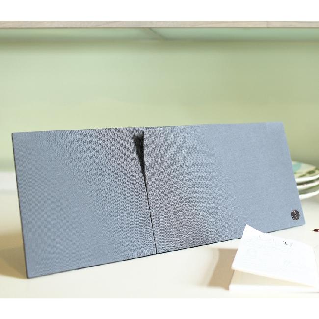 無線藍芽靜電喇叭 FILO系列-都會灰【IN2UIT】