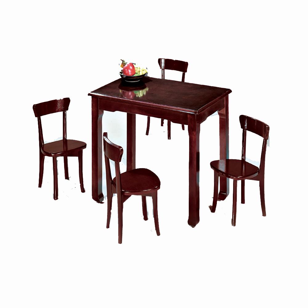 如意和室桌椅組1桌4椅