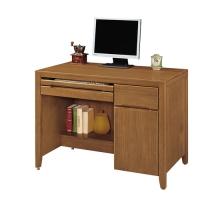 羅根3.5尺實木辦公桌
