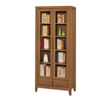 亞拉爾2.7尺下抽書櫃/書櫥/收納櫃