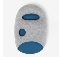西班牙手工創意鴕鳥枕mini巴掌枕-藍色