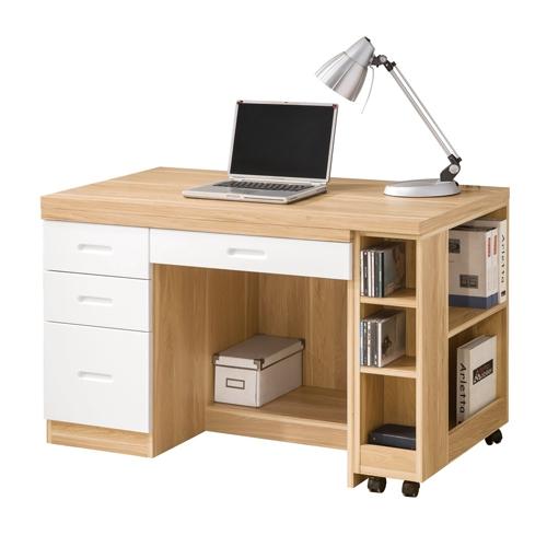 羅德尼4尺多功能書桌