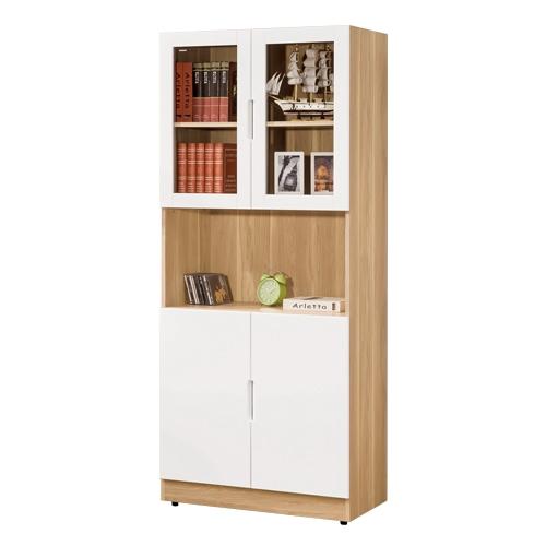 羅德尼6尺高書櫃