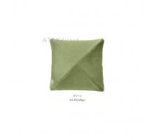 ルルドLOURDES日式按摩抱枕-茶綠