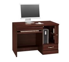 薇拉胡桃半實木3.5尺電腦桌/書桌下座