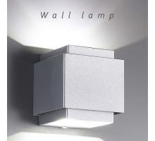 艾薇拉銀色造型壁燈