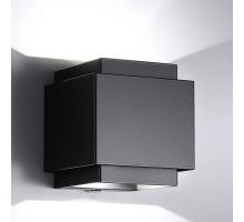 艾薇拉黑色造型壁燈