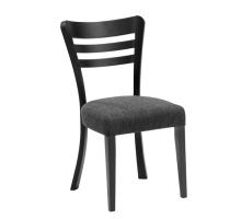 卡莉木紋質感餐椅