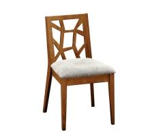 凱莉絲木紋質感餐椅