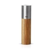 簡約實木造型陶力研磨罐(不鏽鋼+實木)【德國AdHoc】