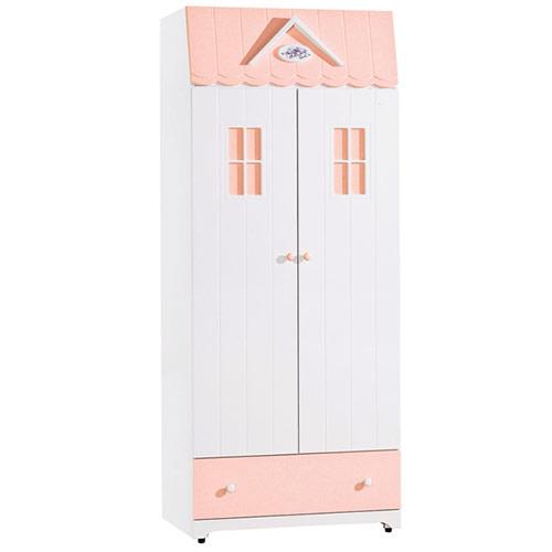 愛丁堡粉紅色衣櫥