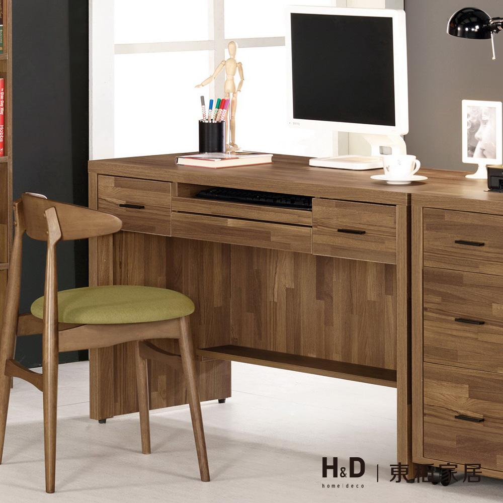 洛爾納4尺電腦桌