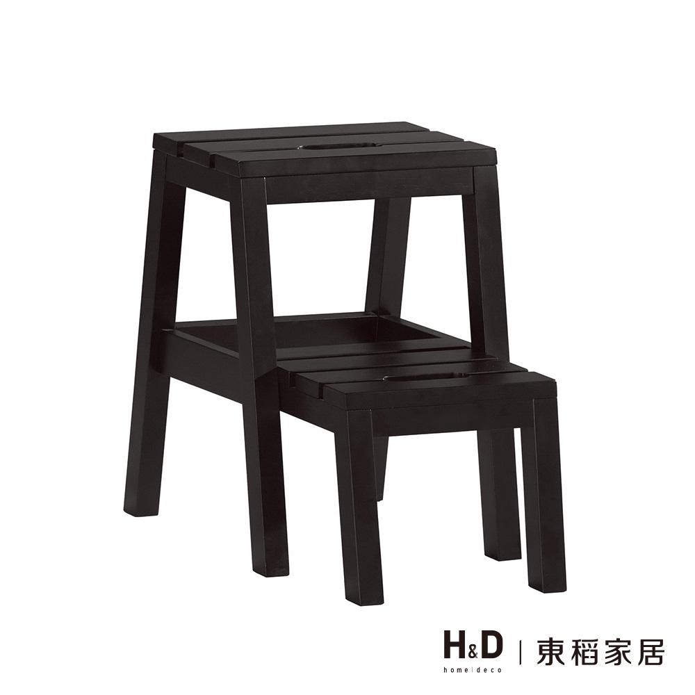 查理多功能樓梯椅-黑色