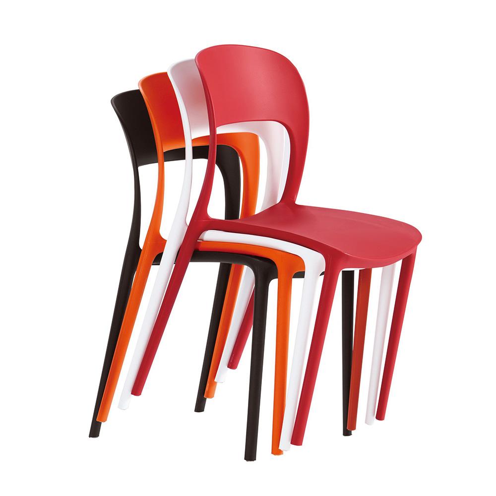 維隆卡休閒椅-白色