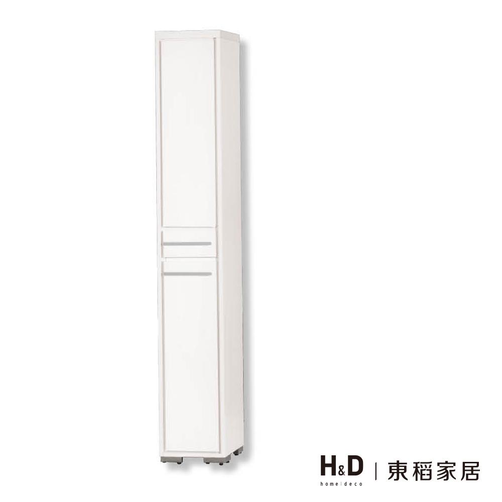 明日香1*6.5尺雙面白色鞋櫃