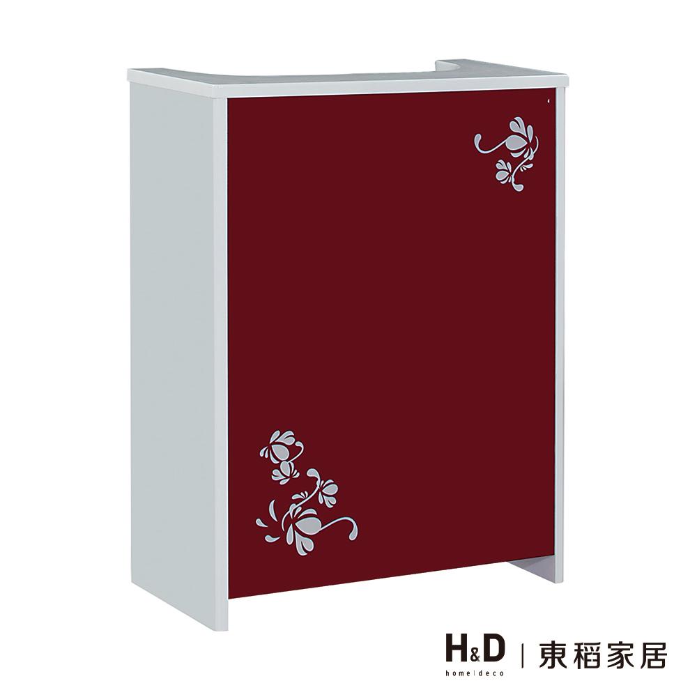 新潮2.7尺黑紅多功能桌