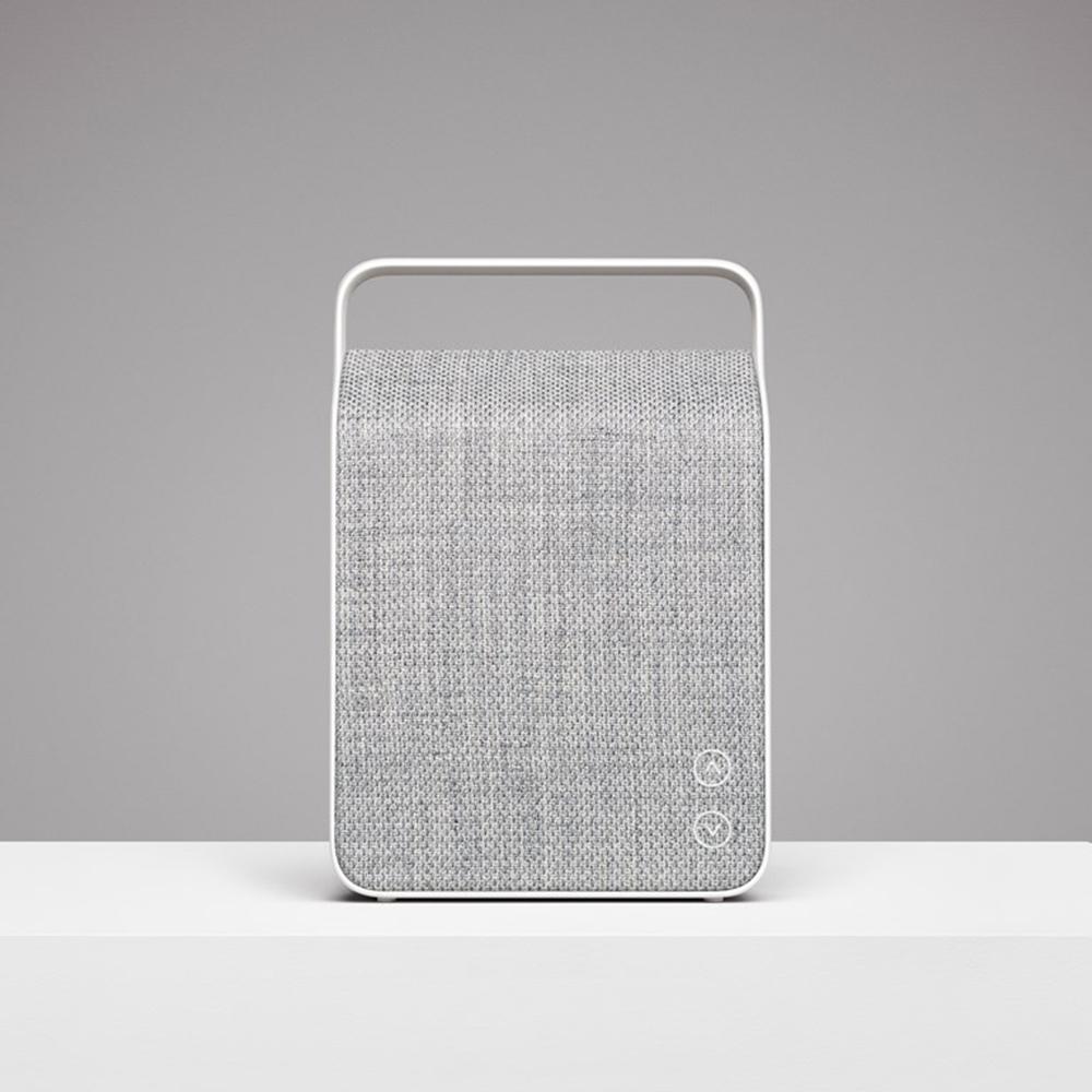 OSLO卵石灰色輕巧型喇叭/VIFA