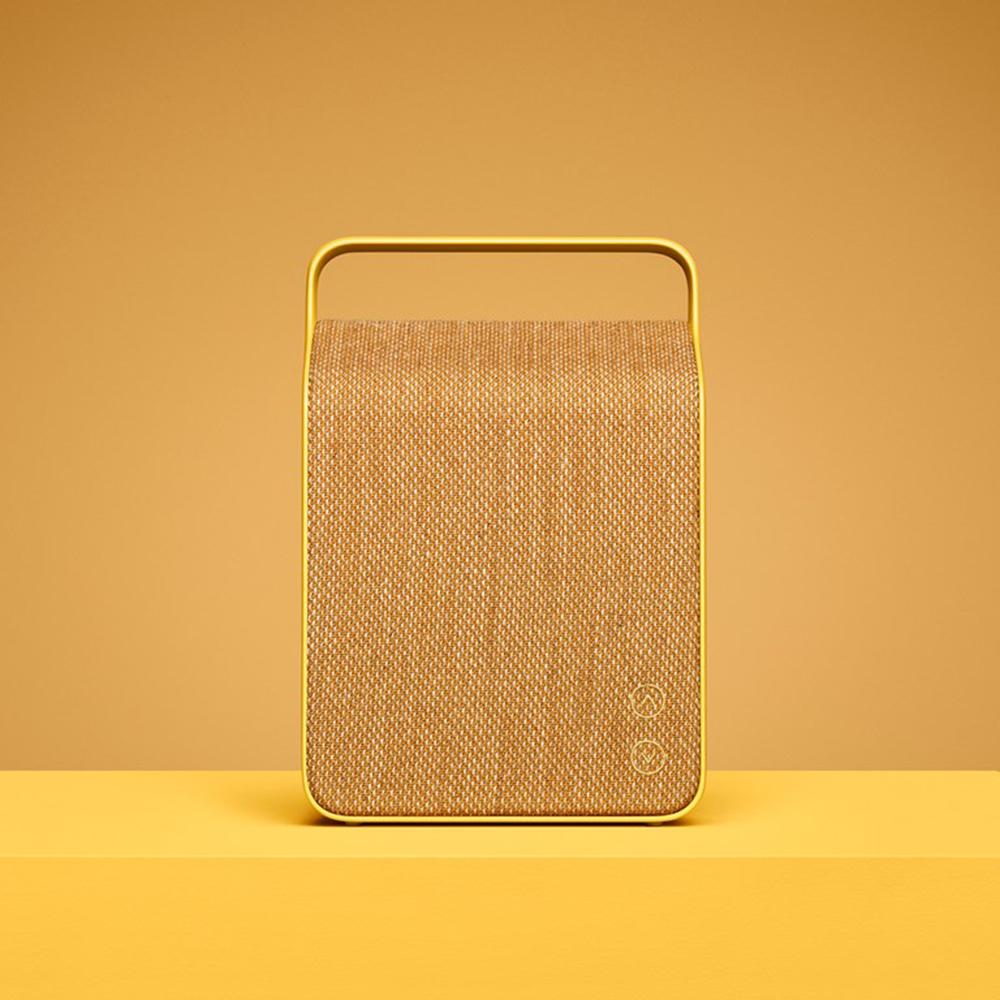 OSLO黃色輕巧型喇叭/VIFA