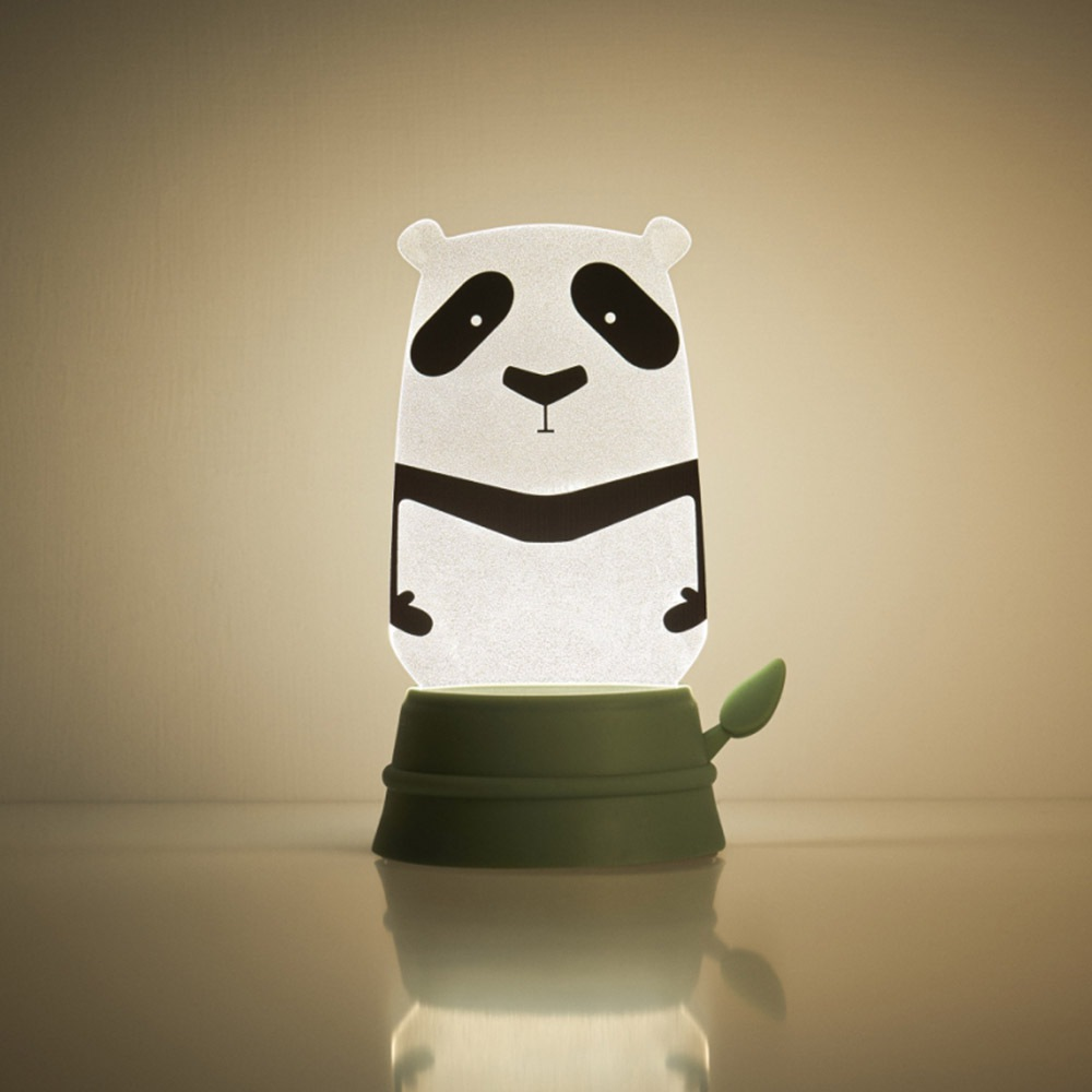 Xcellent|PARTY LIGHT 派對時光 動物情境燈系列-熊貓