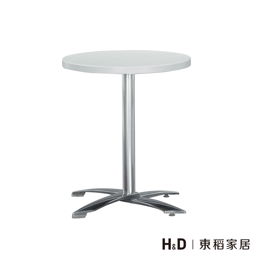 白櫻桃木紋2尺圓餐桌