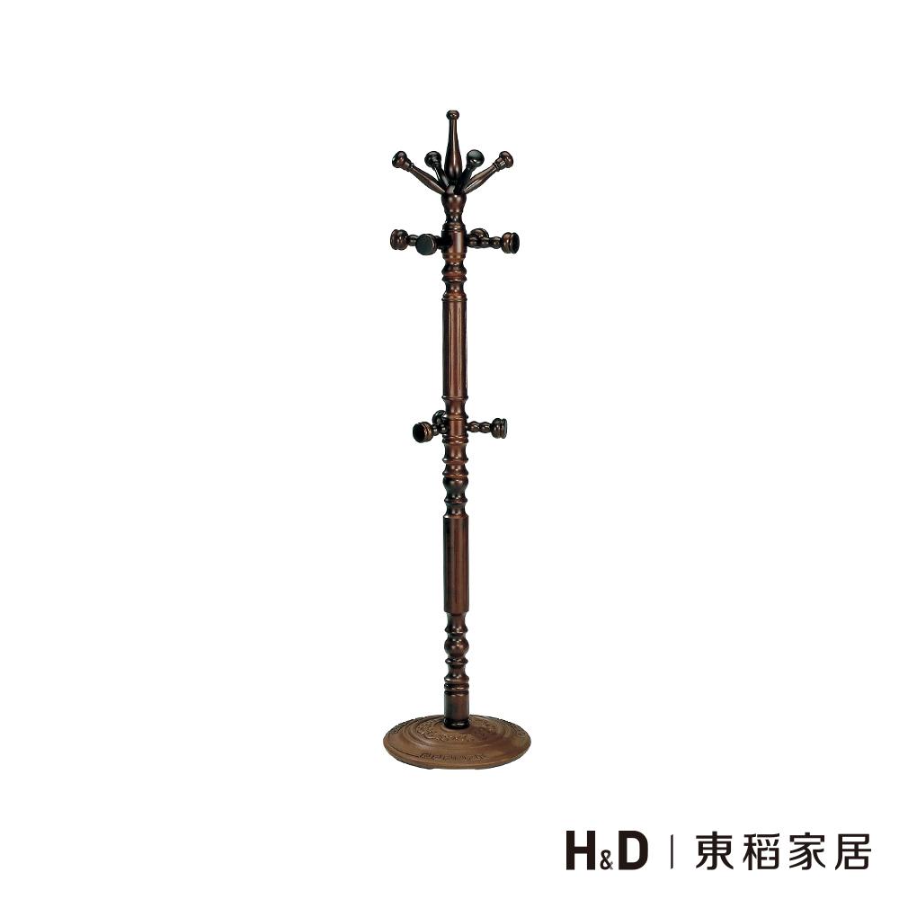 胡桃色衣架-DIY(大圓盤770)