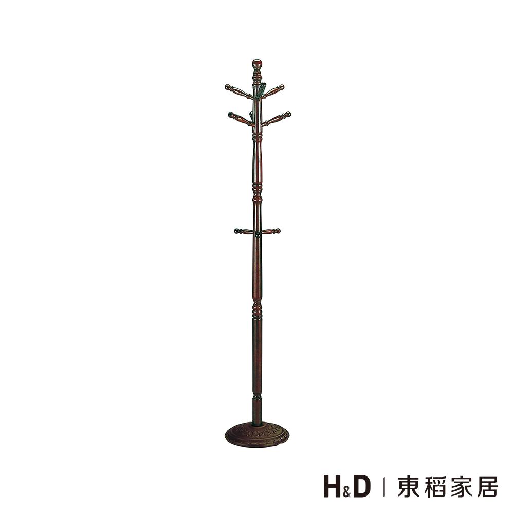 胡桃色衣架-DIY(圓盤4S630型)