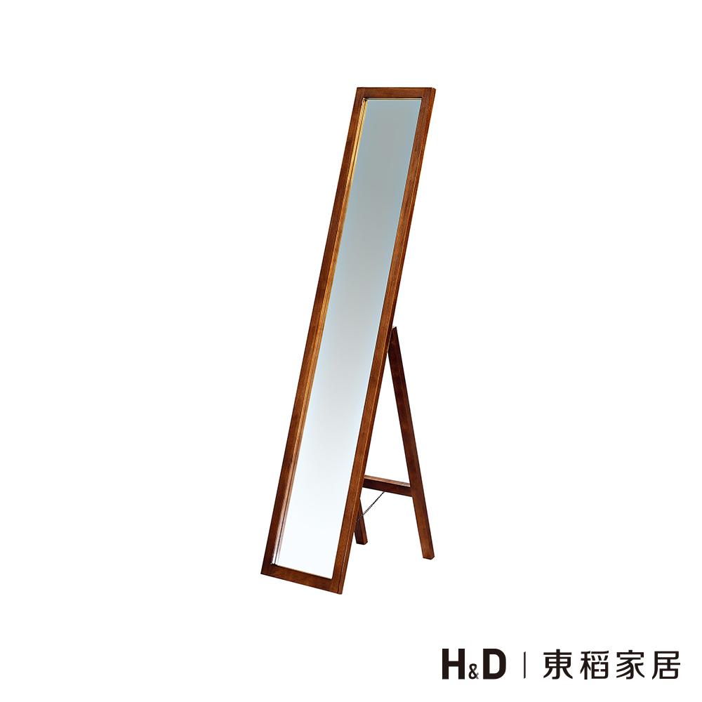實木落地鏡-DIY