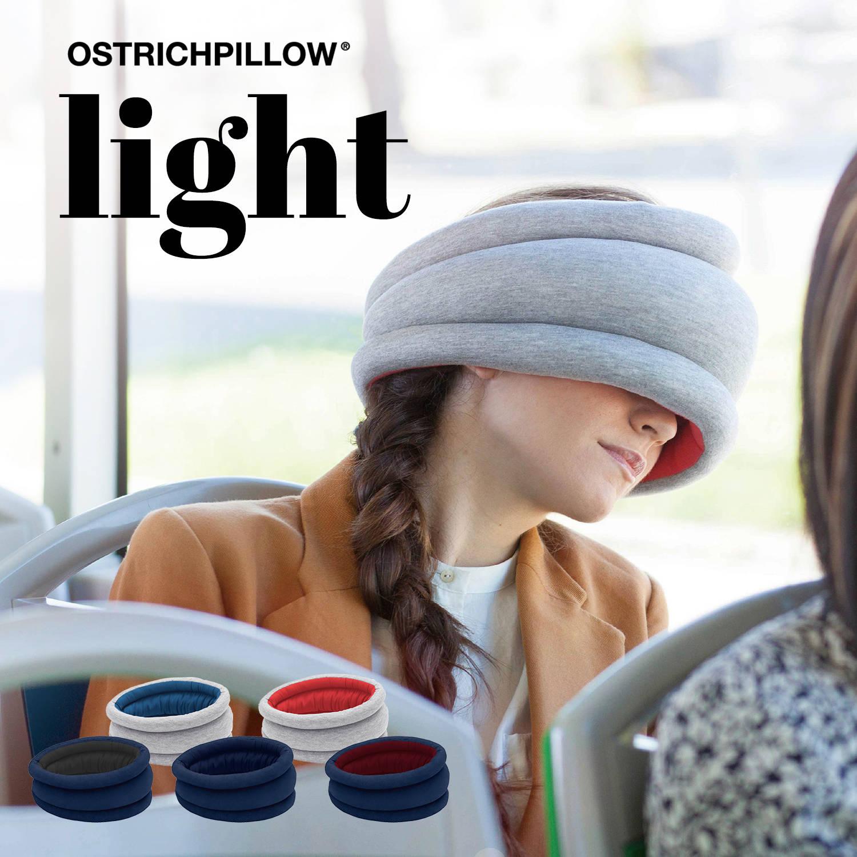 Light 西班牙手工製遮眼安眠枕 (雙面用)-5色