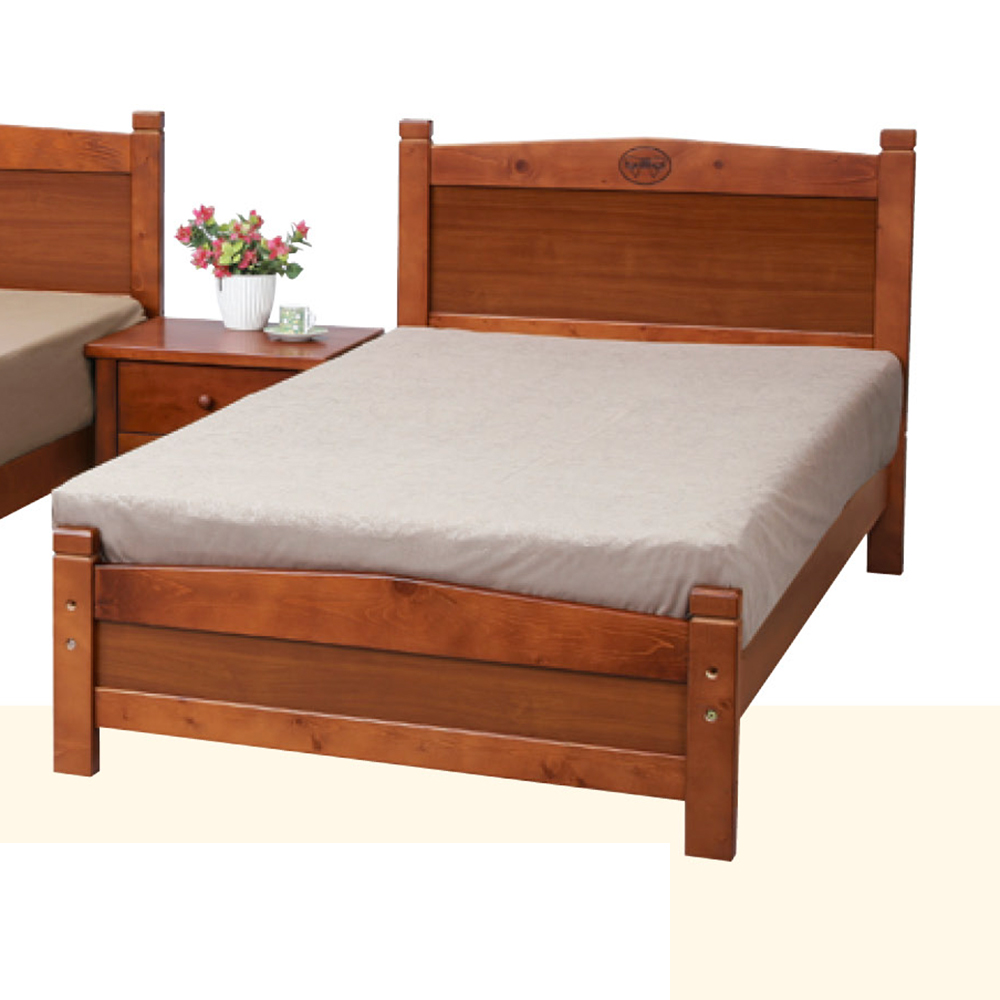 瑪莉3.5尺單人床架