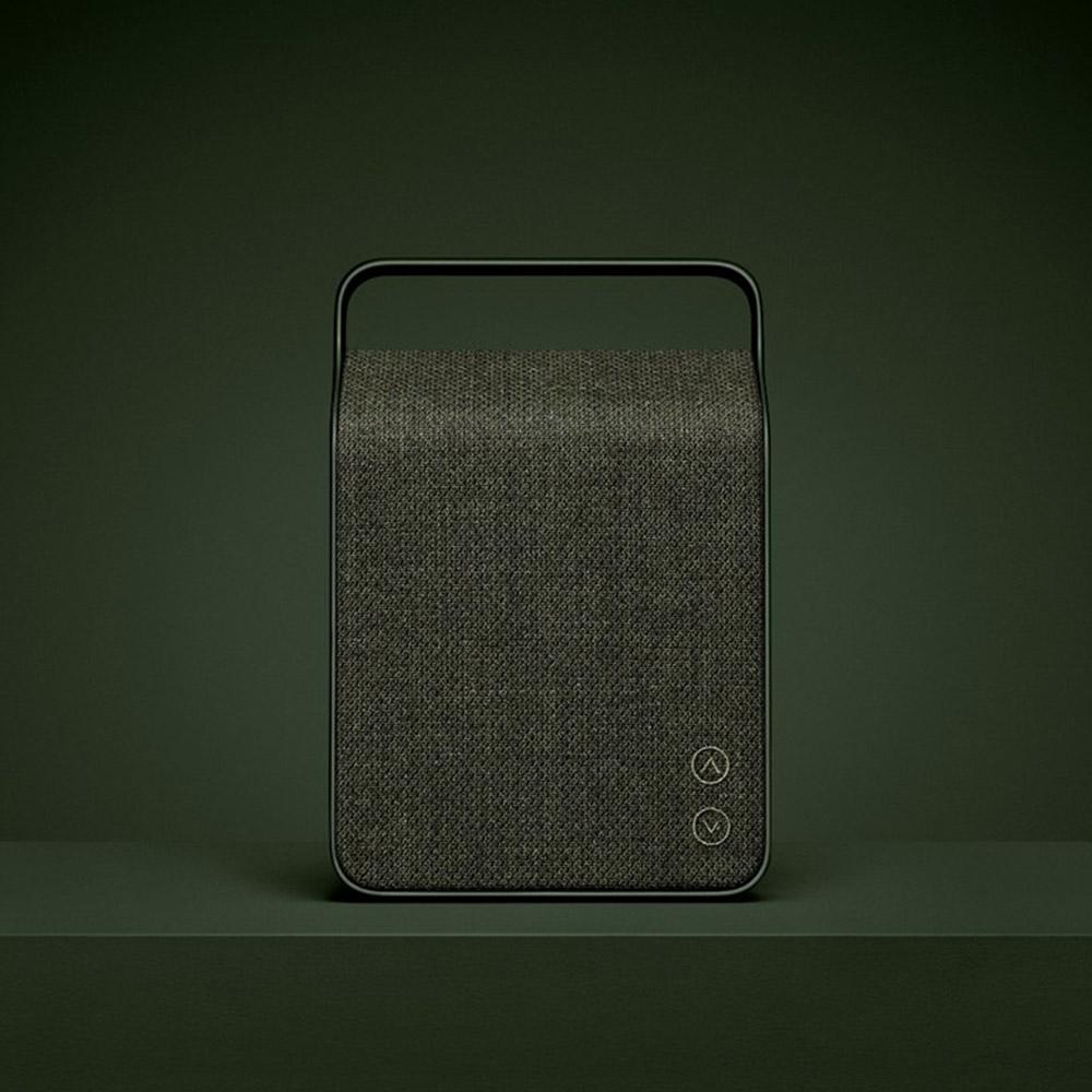 OSLO松綠色輕巧型喇叭