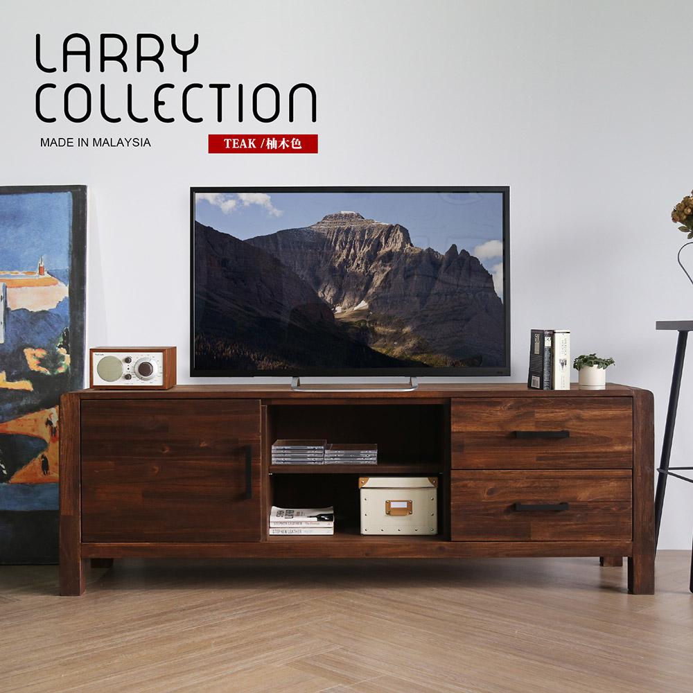 鄉村系列實電視櫃/ LARRY