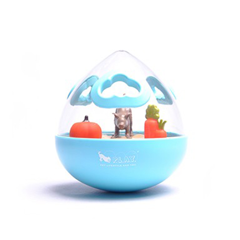 沃比搖擺球2.0-海洋藍