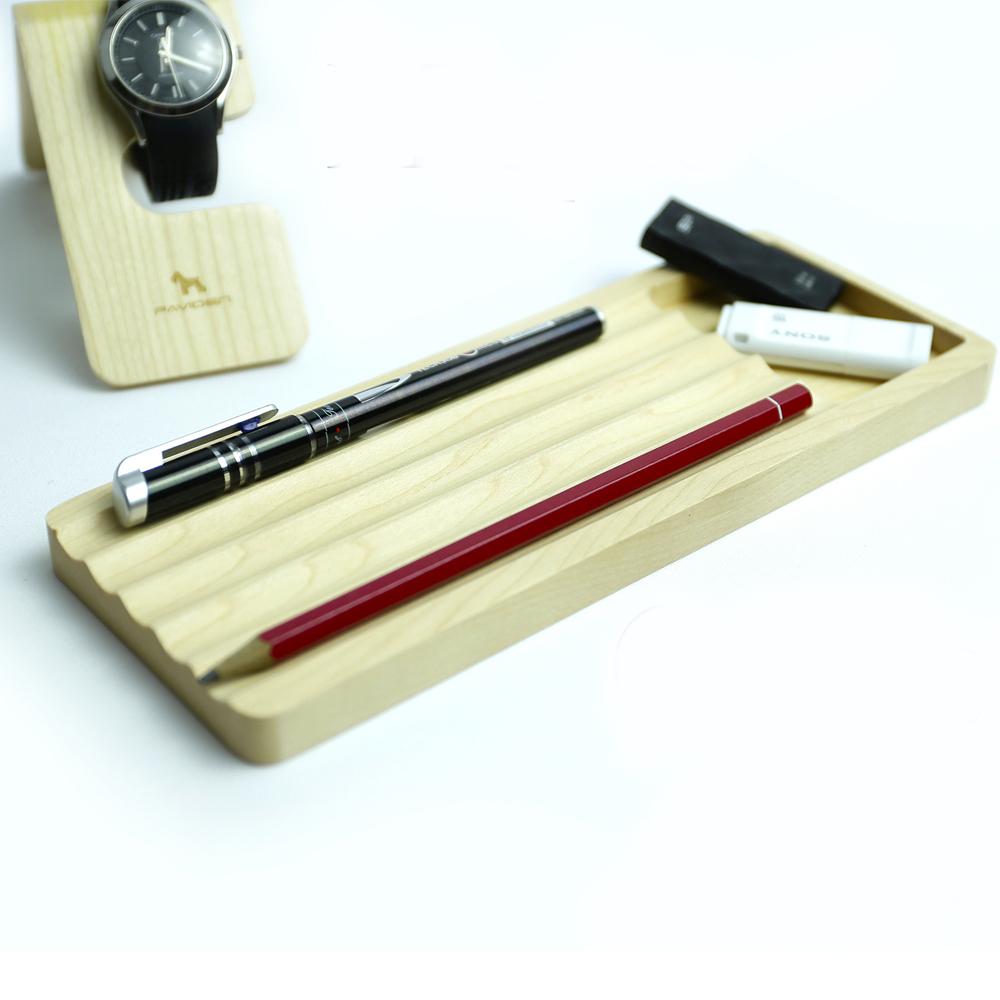 歐菲經典筆盤【楓木】