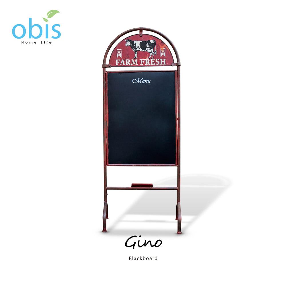 Gino清新牧場鄉村風黑板/預購