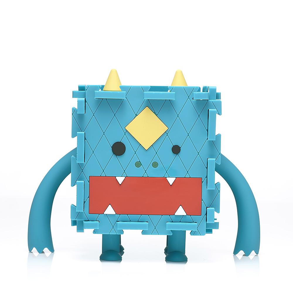 【通通吃光光】Monster Box 怪獸存錢置物盒-綠