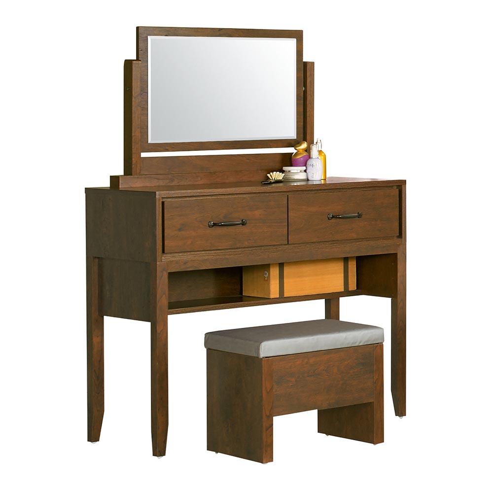 喬巴化妝台(含椅)