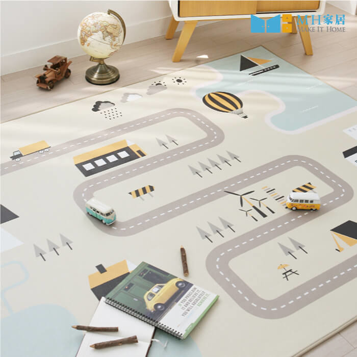 DTP大方形地毯150x200公路款